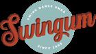 Swingum – dansa Swing & Lindy hop i Umeå  Logotyp